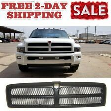 Dodge RaM 1500 2500 3500 Pickup Truck Front Grill Grille 1994-2001 Replacement