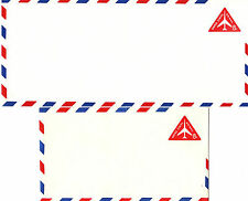 #Uc37 Jet Complete Stamped Envelope set/2 - Mint