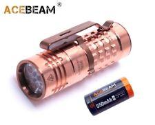 New AceBeam TK16 CU Copper OSRAM 1300Lumens LED Flashlight ( With Battery )
