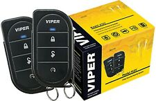 Viper 1-Way Keyless Entry System 211HV 1/4 Mile Range 3 Channel 2 Remotes 412V