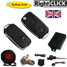 "Car Alarm Remote Central Lock Immobiliser VW ""SUPER QUALITY"" AL851HC"