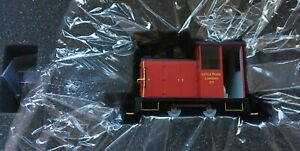 On30 Bachmann Spectrum 0-4-0 side-rod gas mechanical locomotive DCC