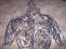 Boys Small Camo Rain Coat Realtree Camo Jacket Hunting Rain Jacket Non Insulated