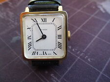 70s mid sized timex mechanical watch, running new strap..