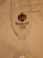 Herforder Pils Stemmed Beer Glass German 0.25 L Sqhm