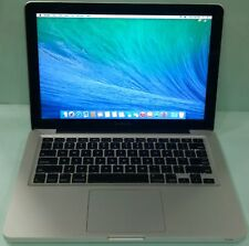 "Apple Macbook Pro A1278 13.3"" Intel Core i7  750GB  8GB RAM- Silver(Used)"