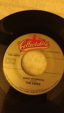 Kinks Sunday Afternoon Till the end of the day 45 Collectables Jukebox