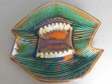 California Pottery Ashtray I-16  Retro Mid Century Ceramic Barware Rave