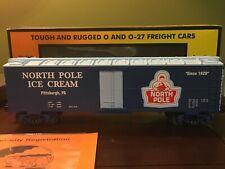 MTH RailKing 30-78003North Pole Ice Cream Reefer Car