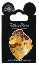 2014 Disney The Lion King Family Mufasa,Sarabi and Simba Pin With Packing