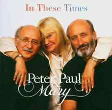 Peter, Paul and Mary-In These Times  CD NEW