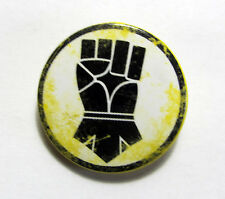 Warhammer 40k Space Marine Forge World Horus Heresy Imperial Fists Pin Badge New