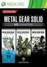 Microsoft XBOX 360 Spiel Metal Gear Solid HD Collection NEU*NEW