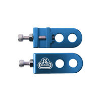 SE RACING BMX Chain Tensioner PAIR BLUE
