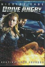 Drive Angry (2011) DVD