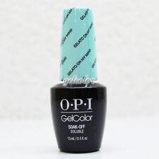 OPI GelColor Soak Off LED/UV Gel Nail Polish 15ml 0.5oz Gelato on My Mind #GCV33