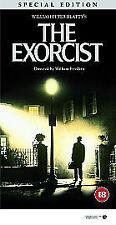 The Exorcist Max Von Sydow Ellen Burstyn Lee J. Cobb New & Sealed VHS Video 1999