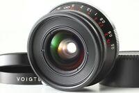 [TOP MINT ] Voigtlander Color Skopar MC 21mm f/4 for Leica L39 Screw Mount Japan