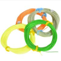 Profession WF Rubber Sinking Fly Fishing Line Weight Forward Floating Fly Line
