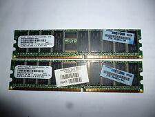 Memoire  512Mo PC 2100R--266.CL2.5.ECC