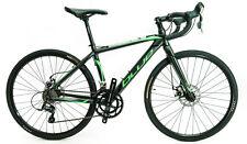 "BLUE CX-26 26"" 47.5cm Alloy Gravel Cyclocross CX Road Bike 2 x 9 Speed Disc NEW"