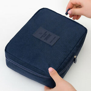Womens Cosmetic Bags Travel  Makeup Wash Bag Toiletry Pouch Handbag Organizer