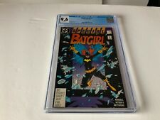 BATGIRL SPECIAL 1 CGC 9.6 WHITE PAGES DC COMICS 1988