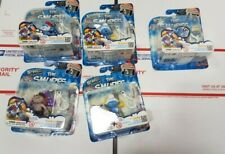 Lot of 5 Smurfs Figure Sets