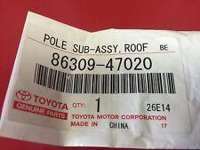 TOYOTA OEM 10-15 Prius-Antenna Mast 8630947020