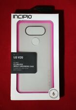 NEW LG V20 Incipio Octane CoMolded Case - Pink/Frost - #9G