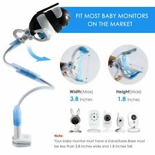 Universal Baby Bub Camera Mount Infant Video Monitor Holder Flexible Cam Stand