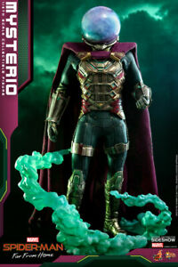 Hot Toys Marvel Spider-Man Far From Home Mysterio Jake Gyllenh 1/6 Scale Figure