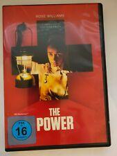 *VÖ 10/2021* DVD The Power - Rose Williams (Horror)