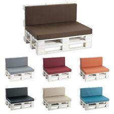 Cuscino per bancale, Cuscini per Pallet Divani, Seduta, Schienale Piatto PF