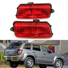 For Jeep Grand Cherokee 2005 2006 07-2009 Rear Bumper Reflector Light Lamp Brake