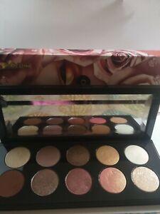 Pat McGrath Labs Mothership VII Divine Rose Eyeshadow Palette Stunning