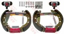 GSK1461 TRW Brake Shoe Set Rear Axle
