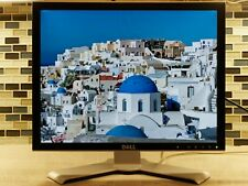 """Dell UltraSharp 2007FPB 20.1"""" Monitor 1600x1200 @60Hz w/ Adapter/Stand/DVI cable"""