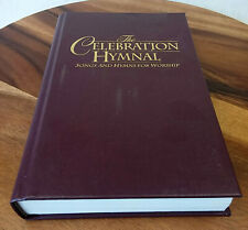 The Celebration Hymnal: Songs & Hymns for Worship-Hb-Brown-Word Music Pub-1997