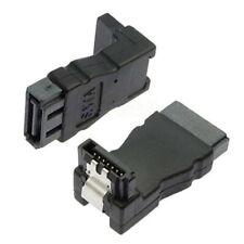 SATA Female Jack to ESATA Male Plug Convert Convertor Adapter Hard Drive