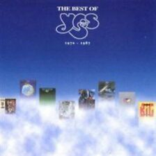 Yes - The Best of 1970 to 1987 CD Album
