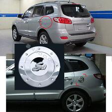 2007-2011 Santa Fe/CM Chrome Gas/Fuel Door Cap Cover Molding Car Trim A-214