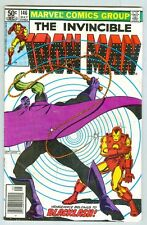 Iron Man #146 May 1981 VG Blacklash