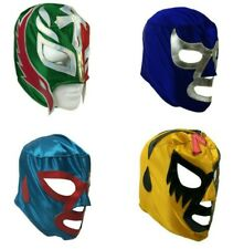 Lucha Libre Mask Youth Kids Costume Mexican Wrestling Luchadores Masks