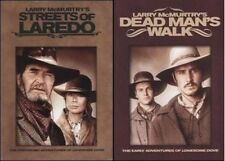 Larry McMurtry's Dead Man's Walk/Streets of Laredo 4 DVD SET NEW Lonesome Dove