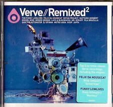 Verve Remixed 2- Remixed classic Verve Recordings, excellent