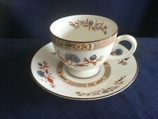 Wedgwood Jamestown tea cup & saucer (marked S/S)