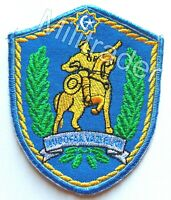 Republic of Uzbekistan Uzbek Ministry of Defense Patch (Blue-Shield)