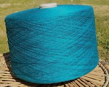 Fusion Knitting Machine Yarn 2/30 1.5 Kilos Acrylic / Cotton PETROL IND22.06