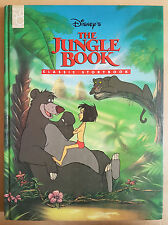 Disney's The Jungle Book Classic Storybook - Very Good Condition - Free Postage